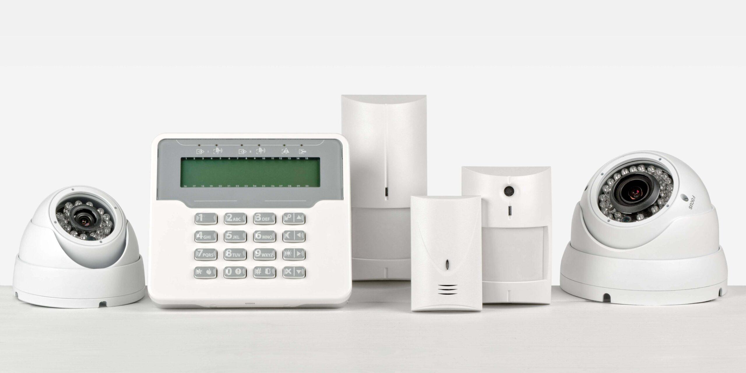 Alarms, CCTV, Door Entry Systems
