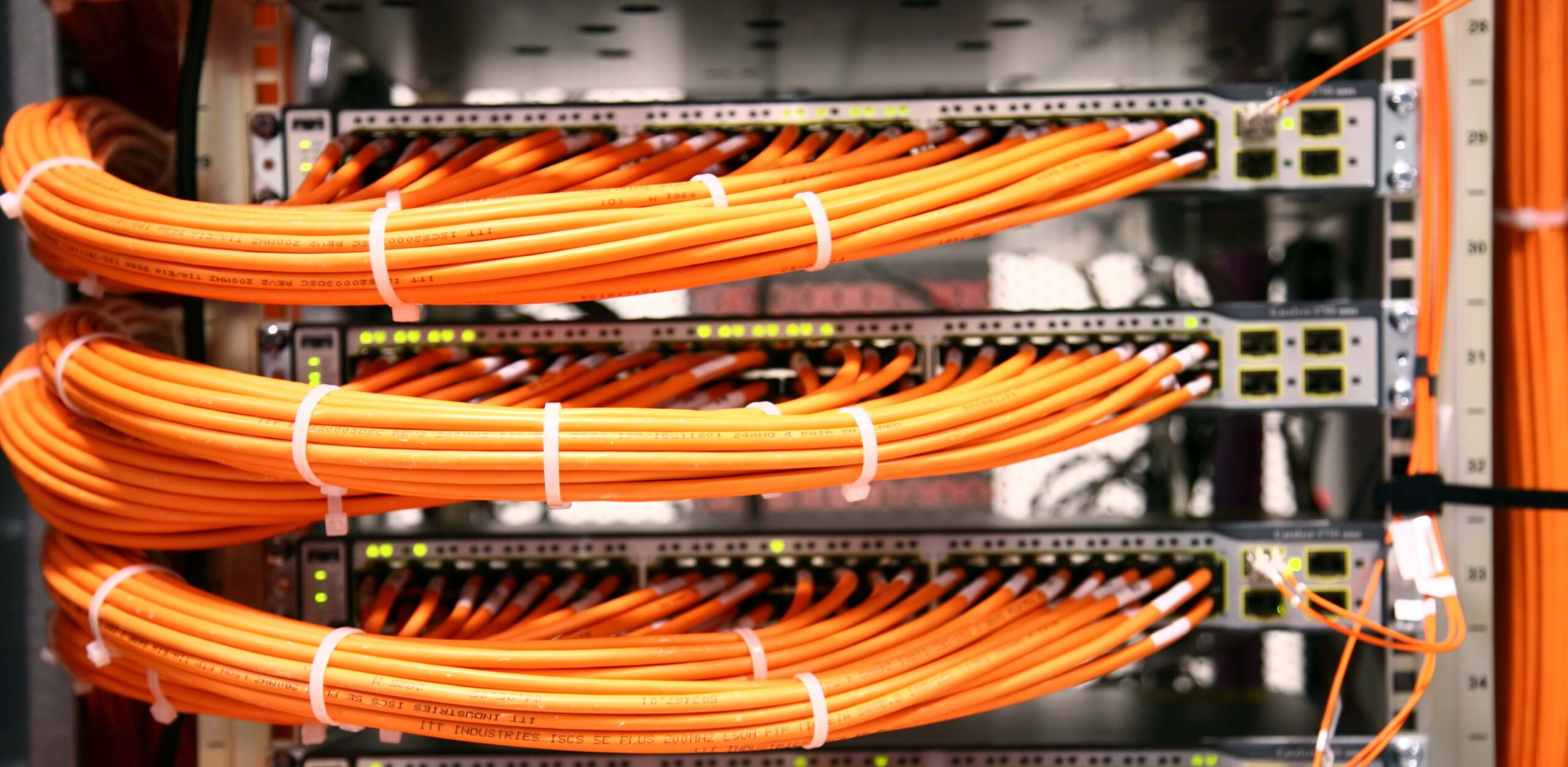 SFB Solutions Business Services Network Wiring